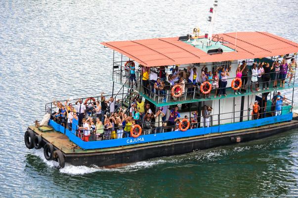 Cuban Party Boat