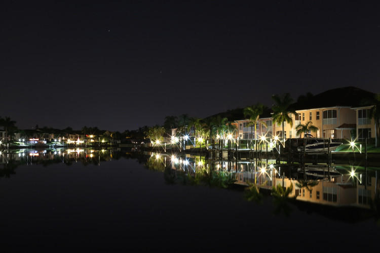 Night in Cape Coral