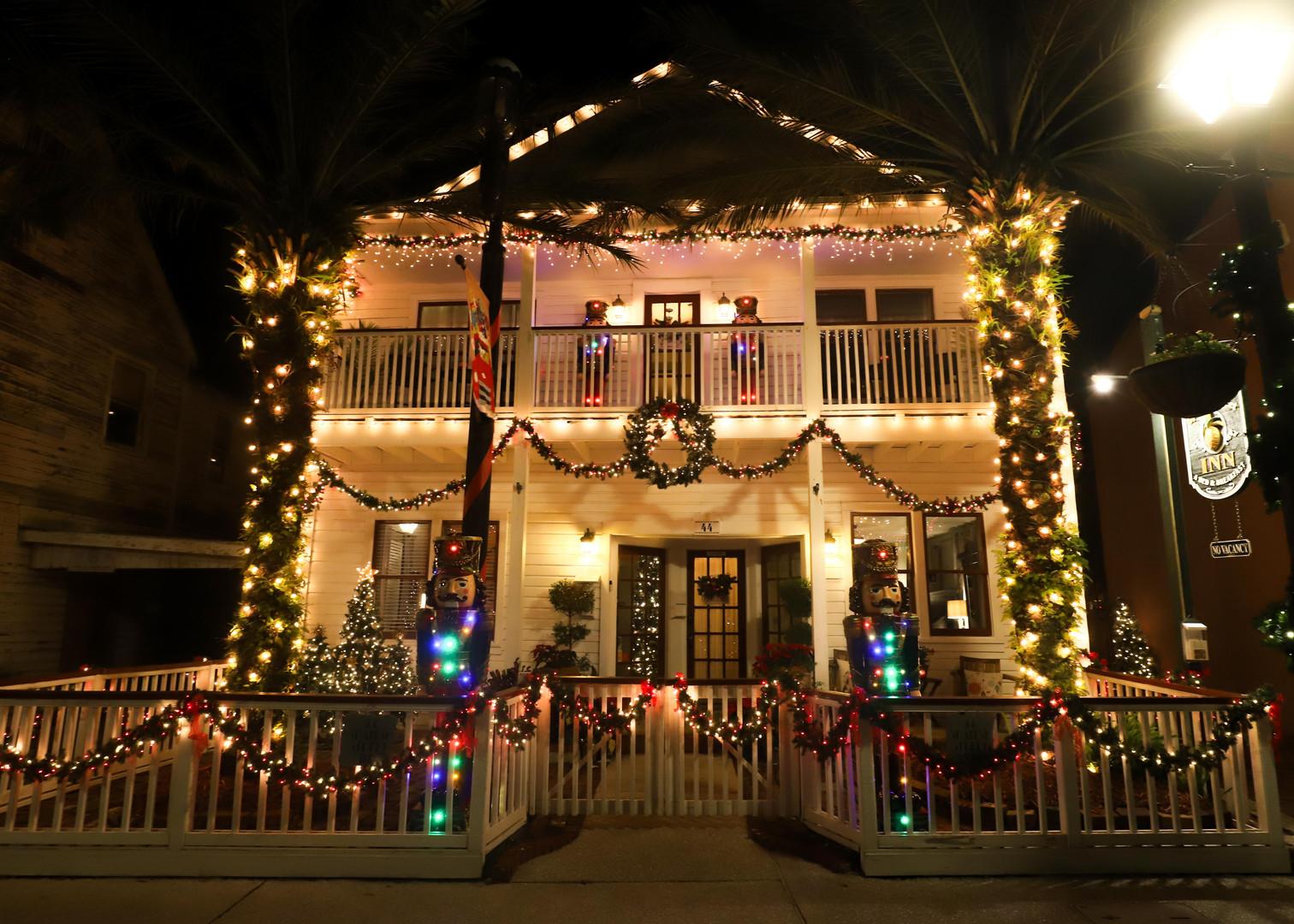 St. Augustine Nights of Lights