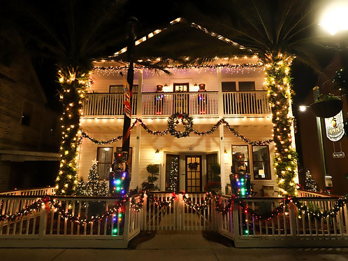 St. Augustine Night of Lights
