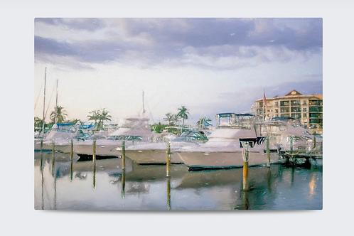 Cape Harbour Marina 48 x 26