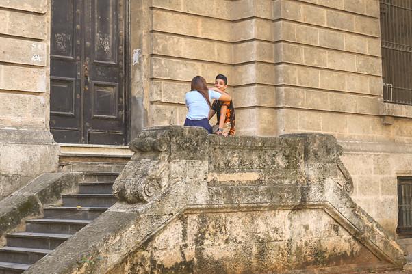 Young Love in Havana