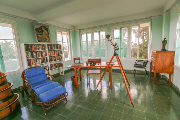 Hemingway Studio