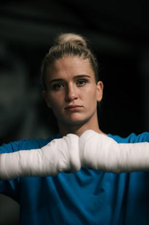 April Hunter | Boxing