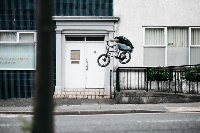 Dyno | Rail hop