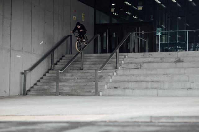 Danny Heron | Railride