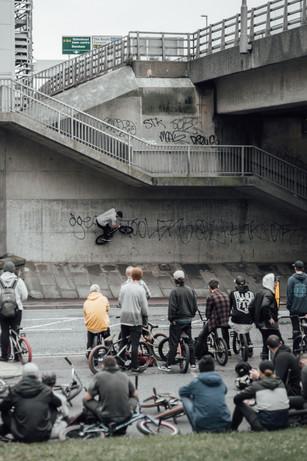 Ryan Hendry | Wallride