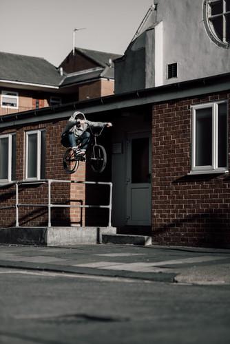 Rob Annis   Rail hop