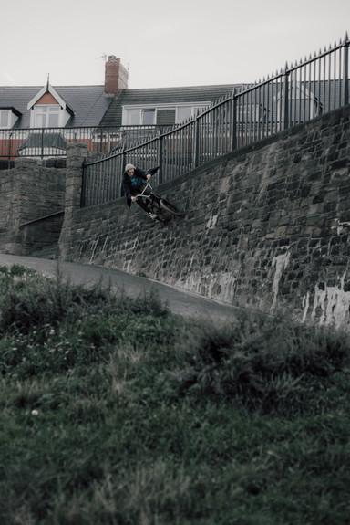 Luke Thorpe   Wallride