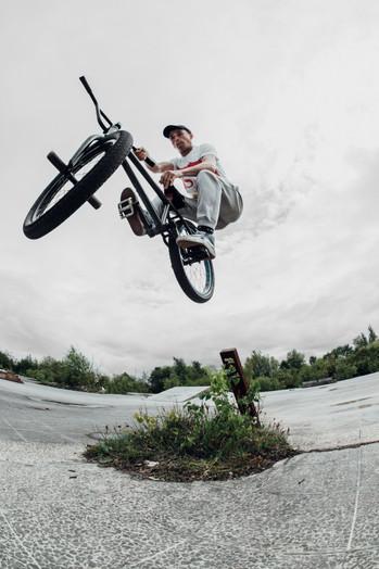 Rob Annis | Wallie pole jam to T-bog