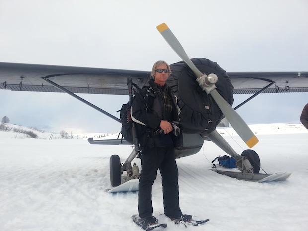 Flying Alaska