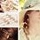 Thumbnail: Rhinestone Crystal Hairpin Hair Clip