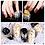 Thumbnail: 12 Boxes Copper Foil Paillette Chip Nail Art Design Tips Decorations DIY Manicur