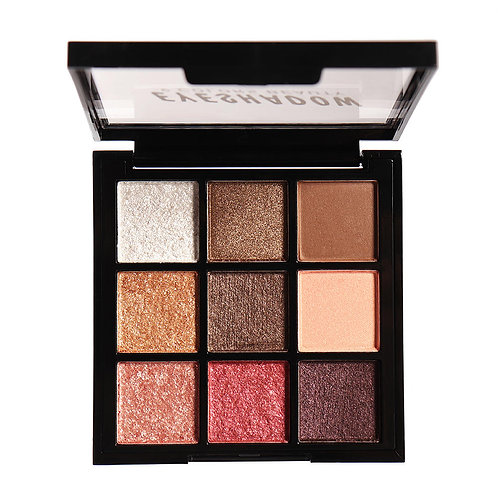 4 Colors Smoky Eye Shadow Palette Lasting Shimmer Matte Eye Shadow Palette Eye M