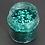 Thumbnail: 4 box 10ml Green Iridescent Nail glitter