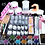 Thumbnail: Full Set Of Crystal Powder White Powder Transparent Set 12 Color Glitter Nail Ar