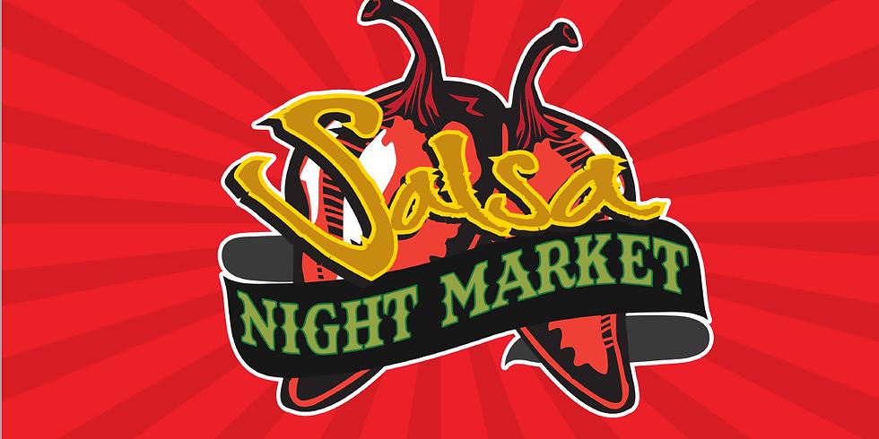 Mercado Nocturno del Festival de Salsa   Maricopa