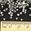 Thumbnail: 12 Grid Case Nail Art Tips Round Star Glaze Rhinestone Decorations