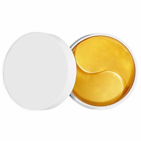60 Pcs Crystal Gold Collagen Eye Mask Anti-Aging Wrinkle Eye Care Mask Skin Care