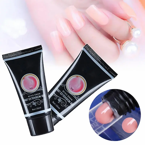 30ml Poly Gel Quick Building Gel Finger Extension Nail Gel