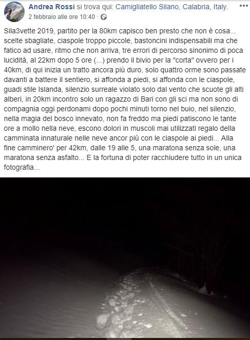 Andrea Rossi parla diSila3Vette
