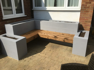 Walls, Raised Beds & Seating