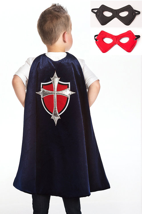 Prince Cape & Mask Set