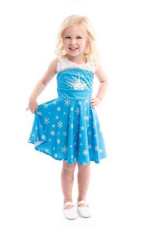 Ice Twirl Dress