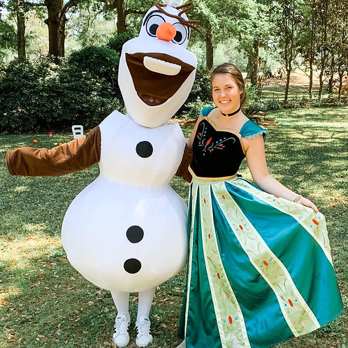 Frozen Summer Camp 2020