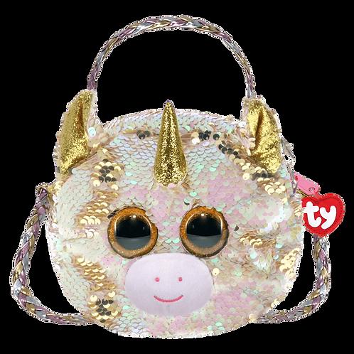 Fantasia Unicorn Sequin Fashion Purse