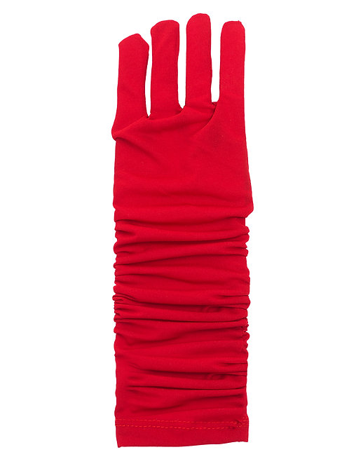 Gloves Red Princess