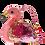 Thumbnail: Gilda Flamingo Sequin Fashion Purse