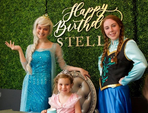 Birthday Parties at Princess of Tides