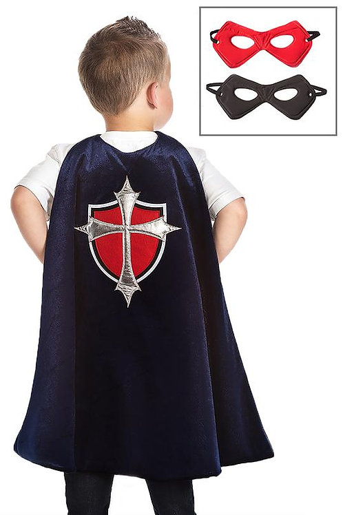 Prince Cape and Mask Set