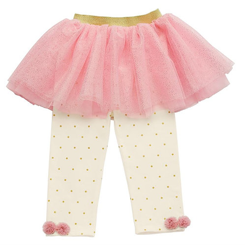 Pink Sparkle Tutu Leggings