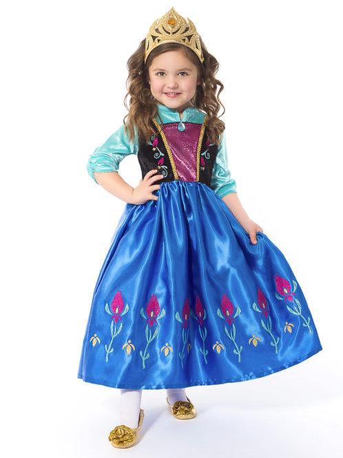 Scandinavian Princess Dress