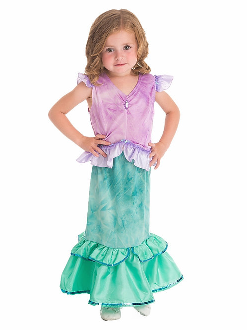 Mermaid Tail Two Piece