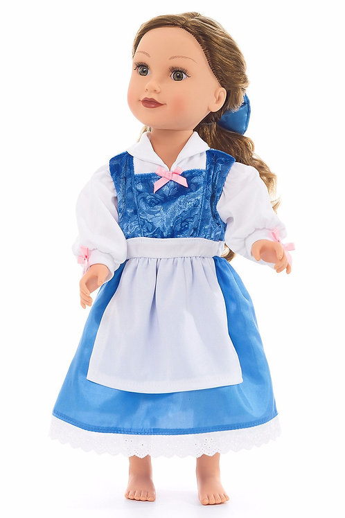 "18"" Doll Beauty Day Dress"