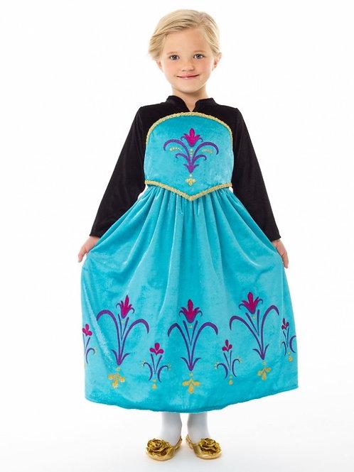 Ice Queen Coronation Gown