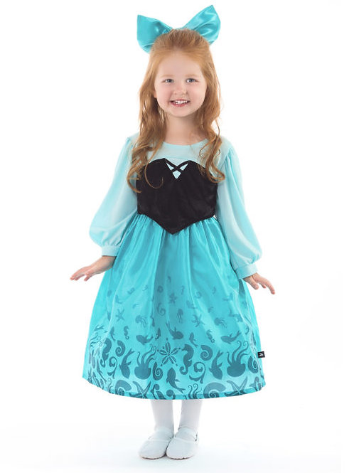 Mermaid Day Dress