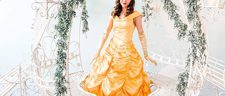 Private Tea with Belle in Grand Dining Room