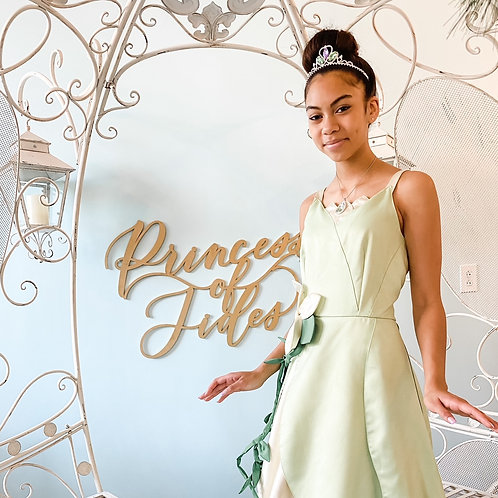 Saturday February 27th Family Princess Event Tea with Tiana & Books with Belle