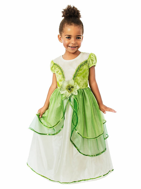Lily Pad Princess Gown