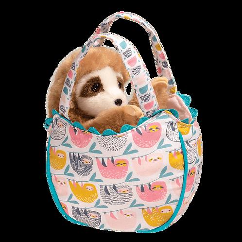 Sloth Sassy Sak with Sloth