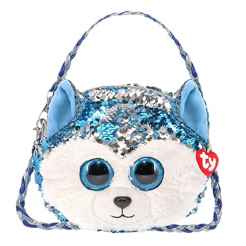 Slush Husky Sequin Fashion Purse