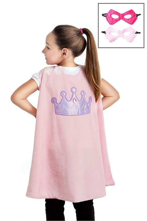 Princess Cape and Mask Set