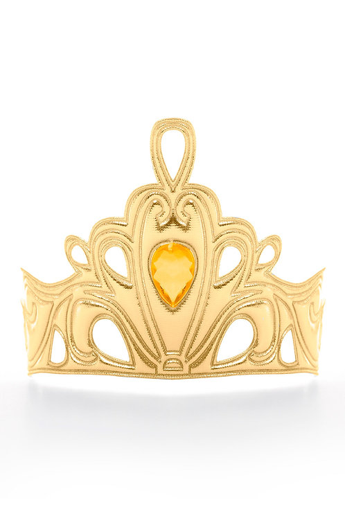 Soft Princess Crown Gold