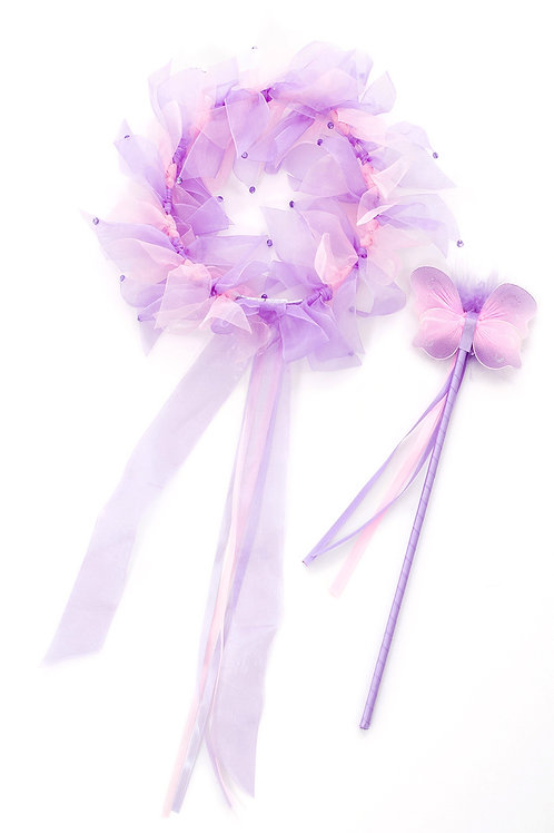 Fairy Halo and Wand Lavender