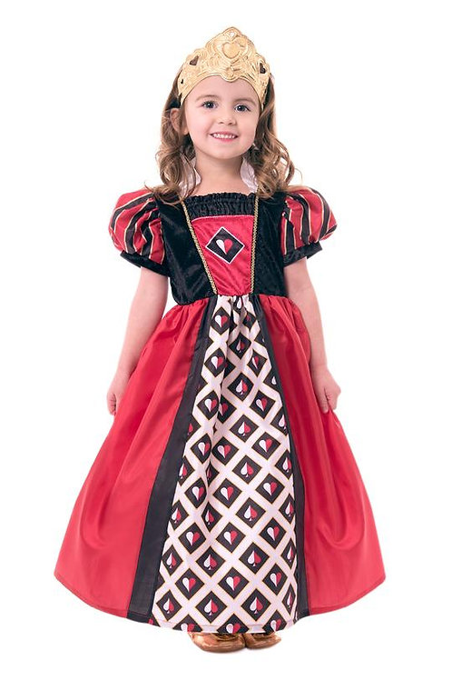 Queen of Hearts with Soft Crown