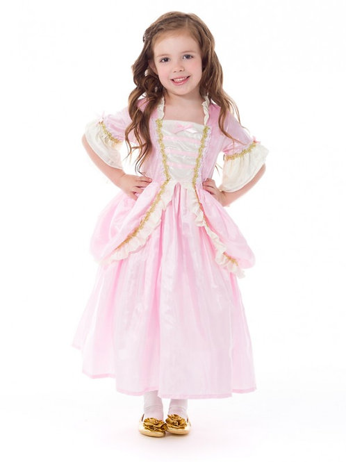 Pink Parisian Princess Gown